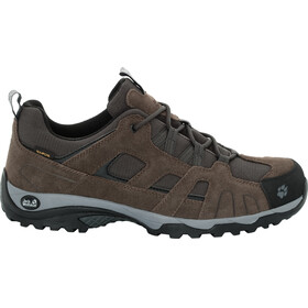 Jack Wolfskin Vojo Hike Texapore Shoes Men dark wood